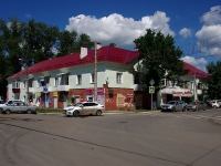 Кинель, улица Маяковского, дом 53. многоквартирный дом