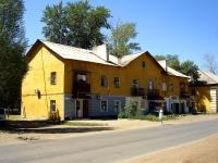 Кинель, улица Маяковского, дом 66. многоквартирный дом