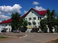 Кинель, улица Маяковского, дом 61. многоквартирный дом