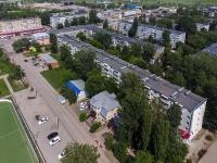 Кинель, улица Маяковского, дом 80. многоквартирный дом