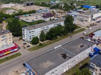 Кинель, улица Маяковского, дом 83. многоквартирный дом