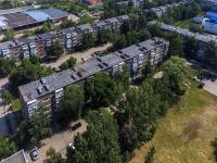 Кинель, улица Маяковского, дом 90. многоквартирный дом