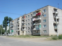 Kinel, Mostovaya st, house 22. Apartment house