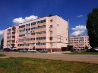 Кинель, улица Мостовая, дом 28А. многоквартирный дом