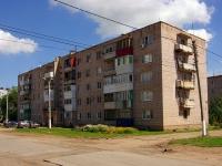Kinel, Mostovaya st, house 22. Apartment house