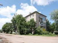 Kinel, Nekrasov st, house 69. Apartment house
