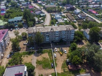 Kinel, Nekrasov st, house 63. Apartment house