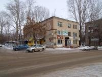 Кинель, улица Некрасова, дом 67. многоквартирный дом