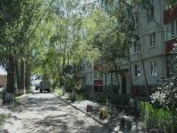 Kinel, Ukrainskaya st, house 83. Apartment house