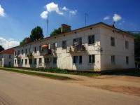 Кинель, улица Украинская, дом 26А. многоквартирный дом