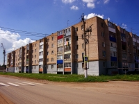 neighbour house: st. Ukrainskaya, house 34. Apartment house