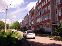 Кинель, улица Украинская, дом 46. многоквартирный дом
