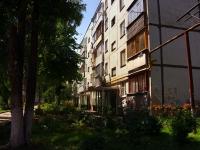 Kinel, Ukrainskaya st, house 81. Apartment house