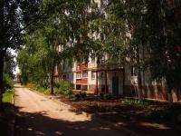 Кинель, улица Украинская, дом 83. многоквартирный дом