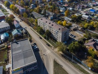 Kinel, Chekhov st, house 3. Apartment house
