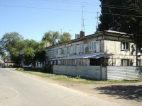 Kinel, Elevatornaya st, house 46. Apartment house