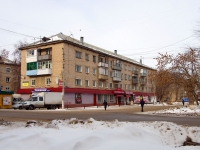基涅利, Ulyanovskaya st, 房屋 26. 公寓楼
