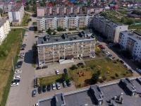 Кинель, улица Фестивальная, дом 2Б. многоквартирный дом