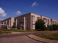 Кинель, улица Фестивальная, дом 3. многоквартирный дом