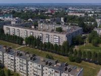 Кинель, улица Фестивальная, дом 3Б. многоквартирный дом