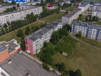 Kinel, Festivalnaya st, house 6. Apartment house