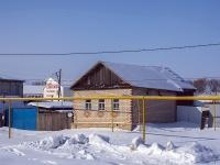 Большая Глушица, улица Комсомольская, дом 4. индивидуальный дом