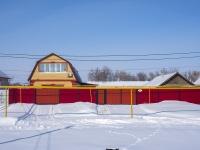 Большая Глушица, улица Комсомольская, дом 8. индивидуальный дом