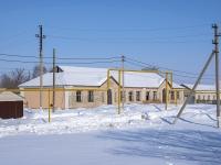 Большая Глушица, улица Комсомольская, дом 12. неиспользуемое здание