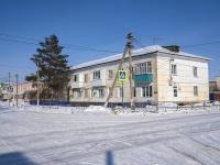 Большая Глушица, улица Гагарина, дом 39. многоквартирный дом
