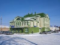 Большая Глушица, улица Гагарина, дом 51. офисное здание