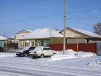 Большая Глушица, улица Гагарина, дом 45. индивидуальный дом