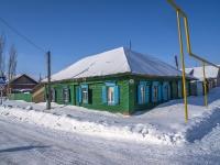 Большая Глушица, улица Гагарина, дом 56. индивидуальный дом