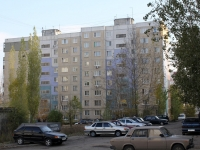 Saratov, 2nd Elektronnaya st, house 2. Apartment house