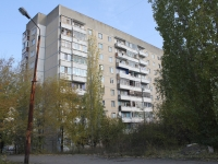 Saratov, 2nd Elektronnaya st, house 4. Apartment house