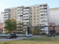 Saratov, 2nd Elektronnaya st, house 10. Apartment house