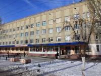 Saratov, Antonov st, house 5. polyclinic