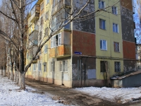 Saratov, Antonov st, house 7. Apartment house