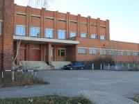 """Saratov, office building ОАО """"Саратоввторресурсы"""", заготовительная компания, Antonov st, house 16"""