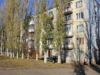 Saratov, Antonov st, house 21. Apartment house