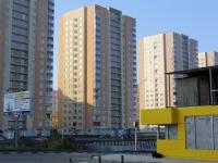 улица Антонова, дом 24В. многоквартирный дом