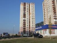 Саратов, улица Антонова, дом 33. многоквартирный дом
