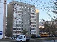 Saratov, Bardin st, house 1. Apartment house