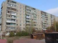Saratov, Bardin st, house 2. Apartment house
