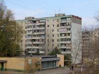 Saratov, Bardin st, house 4. Apartment house