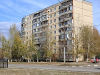 Saratov, Batavin st, house 4. Apartment house