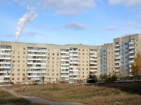 Saratov, Batavin st, house 11. Apartment house