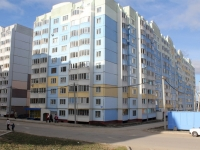 Saratov, Batavin st, house 13. Apartment house
