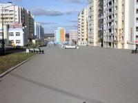 Саратов, улица Батавина. бульвар им. Карла Мюфке