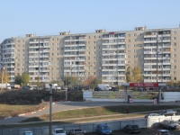 Saratov, Dnepropetrovskaya st, house 2. Apartment house