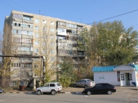 Saratov, Dnepropetrovskaya st, house 8. Apartment house